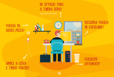 EatInTime al Bliss Coworking. Il Food Delivery in condivisione!