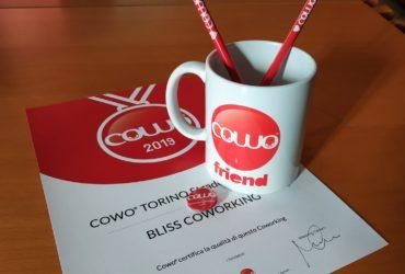 Sette anni di Cowo®. Scopri di più sulla Coworking Network!