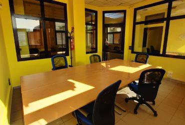 Prenota il tuo ufficio in un ambiente sicuro!