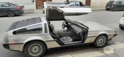 DeLorean al Blisscoworking